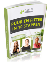 Ebook Puur en Fitter in 10 stappen